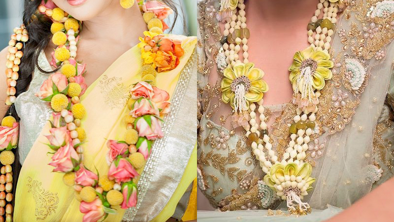 Floral Jewellery Trends For 2019 Weddings And Baby Showers Vivette